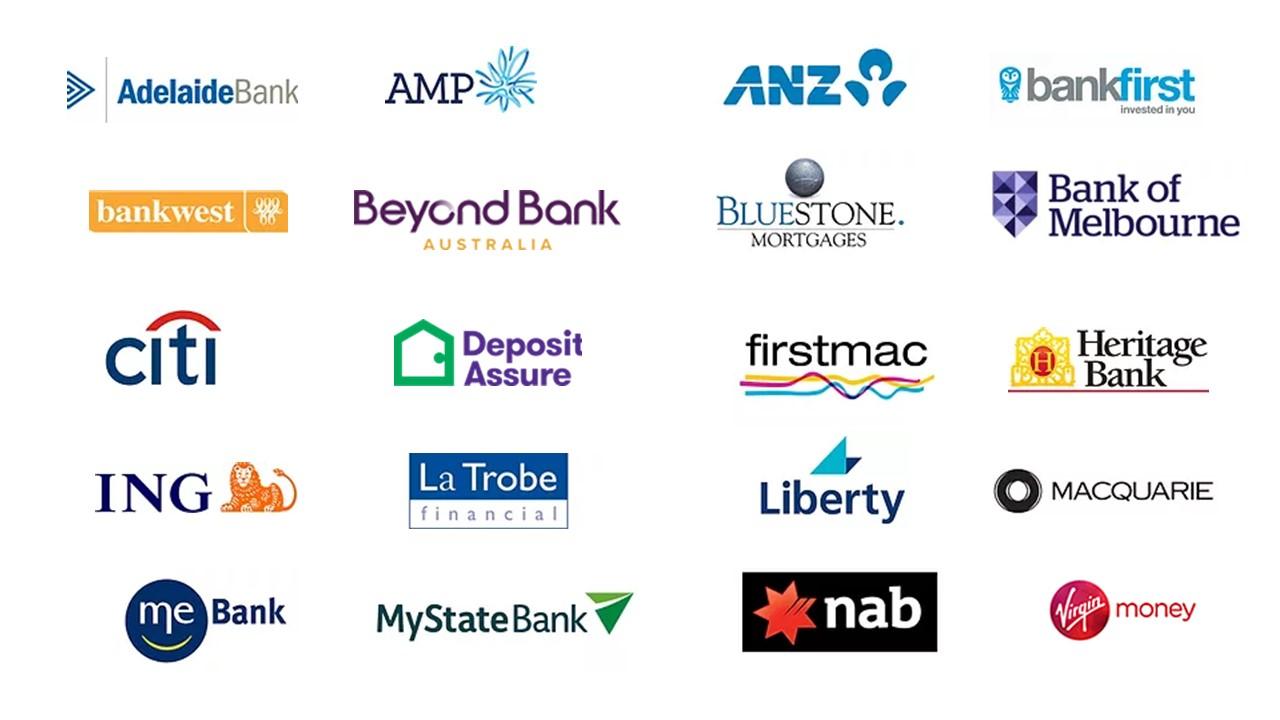 Bank Logo's